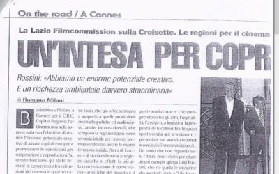CINEMA MAGAZINE: UN'IMPRESA PER COPRODURRE MEGLIO